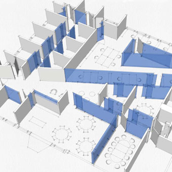 a-sidan arkitekt arkitektkontor ombyggnad kontor och klinik Växa Sverige SLU Ultuna Akademiska hus Uppsala