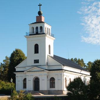 a-sidan arkitekt arkitektkontor kulturmiljö Forsmark kyrka Svenska kyrkan