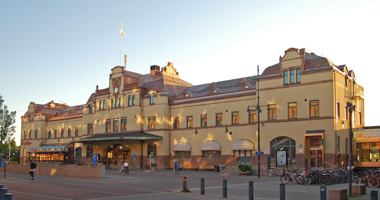 a-sidan arkitekt arkitektkontor kulturmiljö Gävle centralstation takrenovering