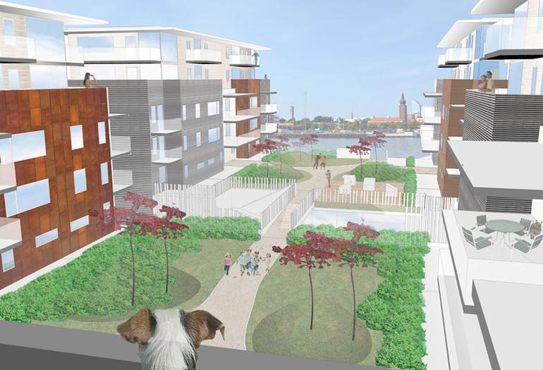 Arkitekt vsters vsters sweden by anders holmberg for Arkitekt design home