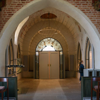 a-sidan arkitekt arkitektkontor kulturmiljö arkitektur Danmarks kyrka Svenska kyrkan