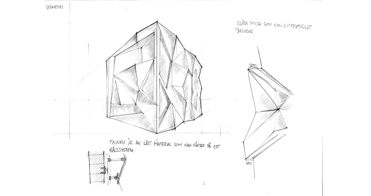 a-sidan arkitekt arkitektkontor arbetsplatser pumphus Tyresö