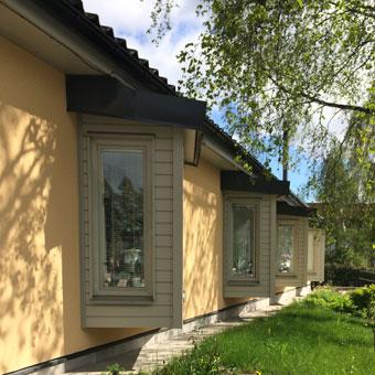 a-sidan arkitekt arkitektkontor arbetsplatser Solgården