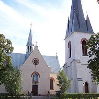 a-sidan arkitekt arkitektkontor kulturmiljö arkitektur omgestaltning restaurering Harmånger kyrka Svenska kyrkan
