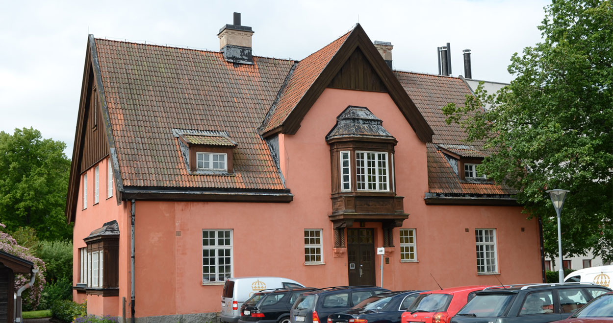a-sidan arkitekt arkitektkontor Uppsala Stockholm Kåbo akademiförvaltningen villa Therese Andersson kulturmiljö