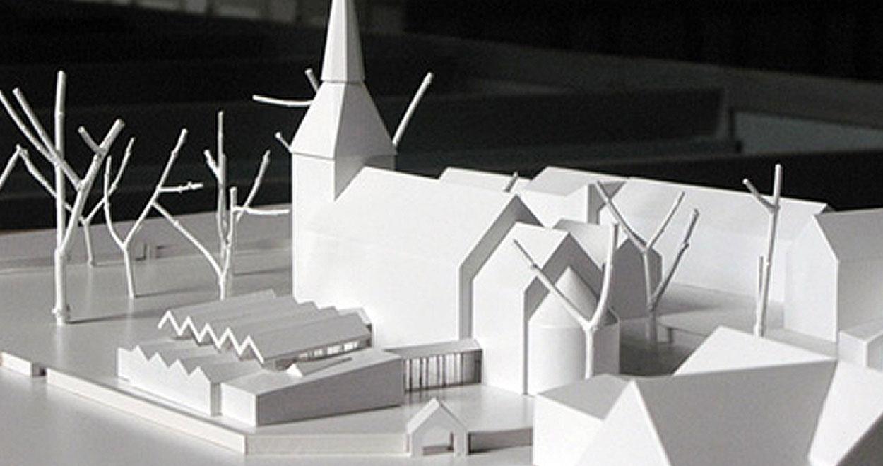 a-sidan arkitekt arkitektkontor kulturmiljö arkitektur omgestaltning restaurering Falköpings kyrka Svenska kyrkan