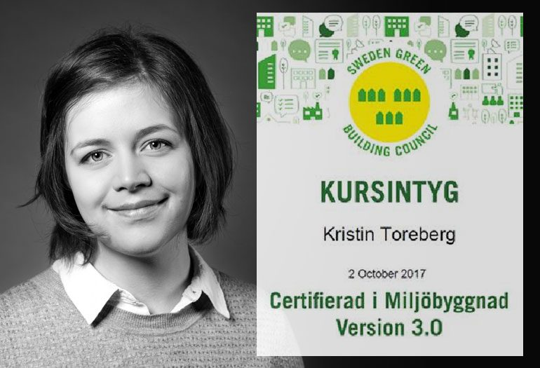 nyhet_171002_Kristin_certifierad_miljöbyggnad_1