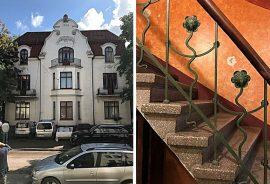 Villa Ateno a-sidan Arkitektkontor Helsingborg Stockholm Uppsala Restaurering Ombyggnation Sekelskifte