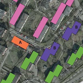 a-sidan arkitekt arkitektkontor hem studentbostäder detaljplan utredning urbanism stadsbyggnad plan Uppsala