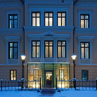 a-sidan arkitekt arkitektkontor kulturmiljö arbetsplats hotell restaurang Villa Anna