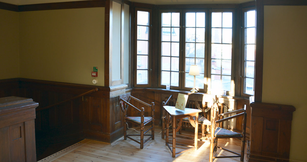 a-sidan arkitekt arkitektkontor Villa Therese andersson renovering kulturmiljö