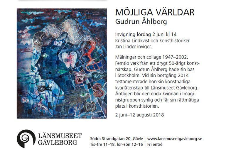 Jan Linder inviger konstutställning. 23 05. Lördag den 2 juni kl 14 ... cc85a4eb3c91a