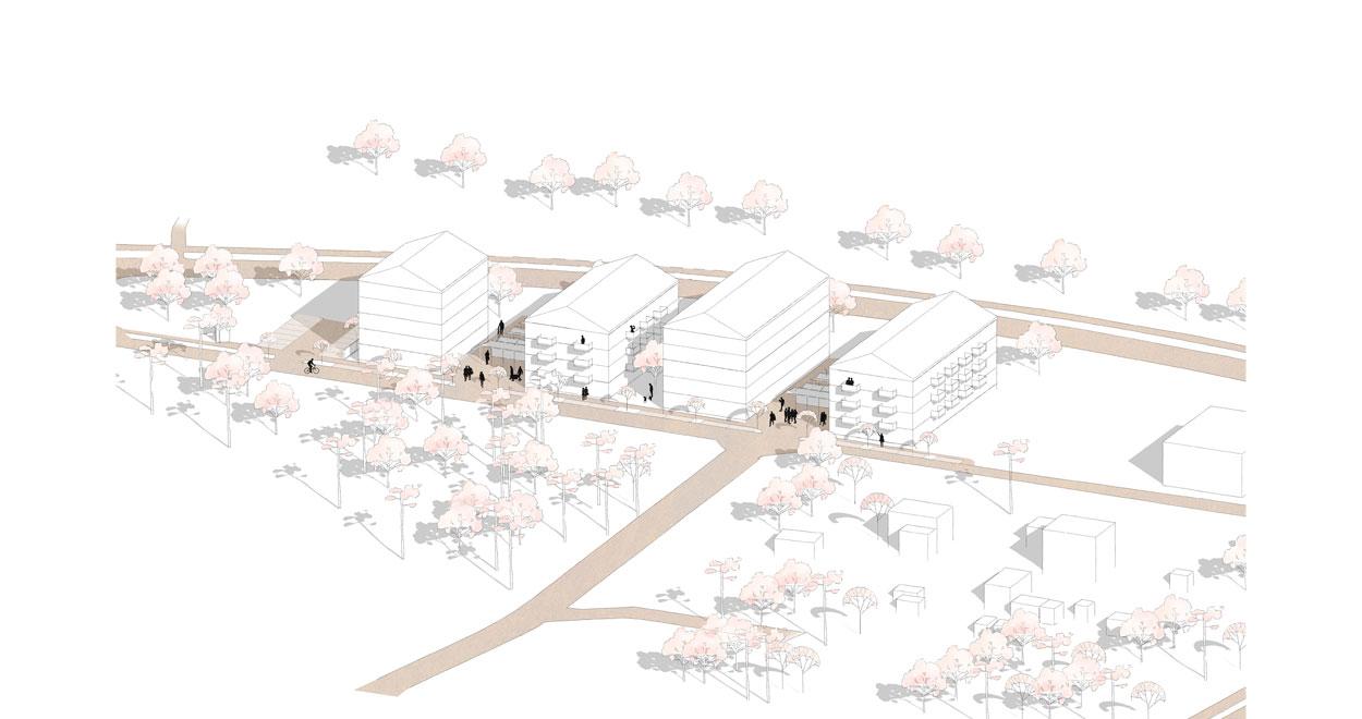 Studentbostäder, SBS, a-sidan, arkitekt, projektledning