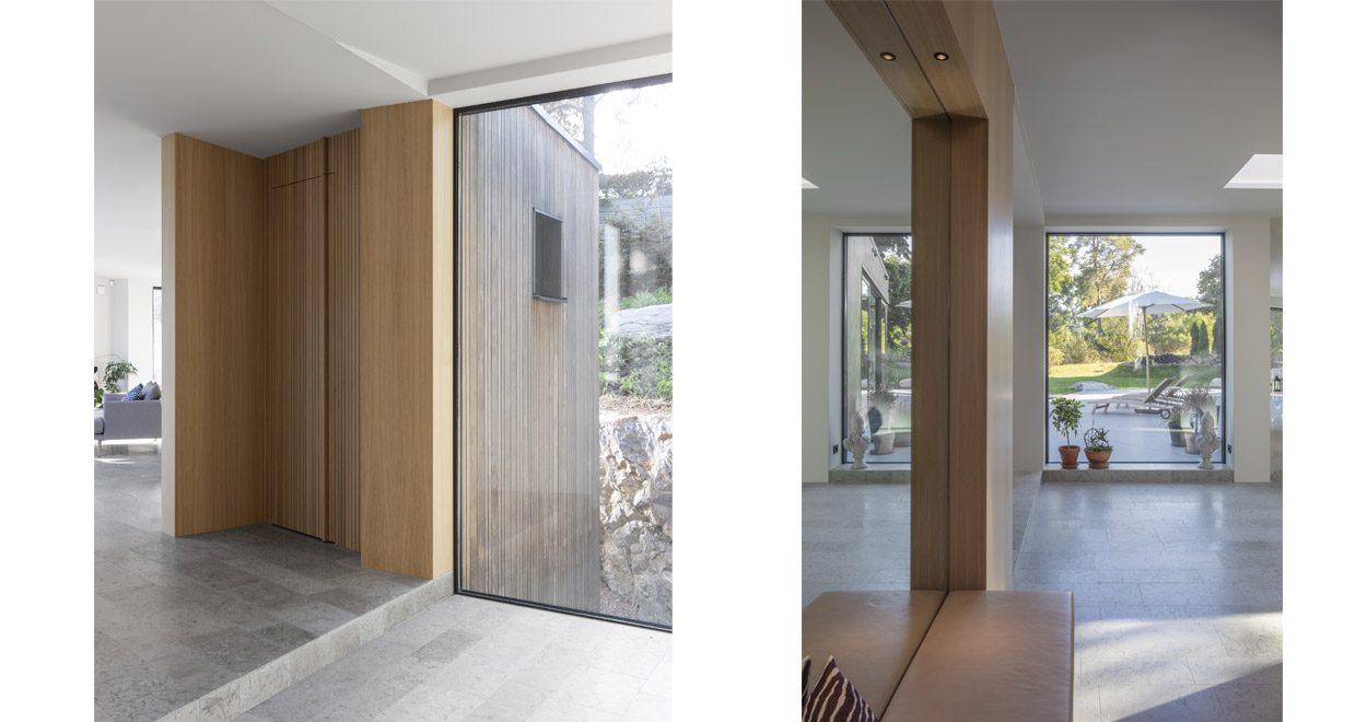 a-sidan arkitekt arkitektkontor bostäder arkitektur Villa H