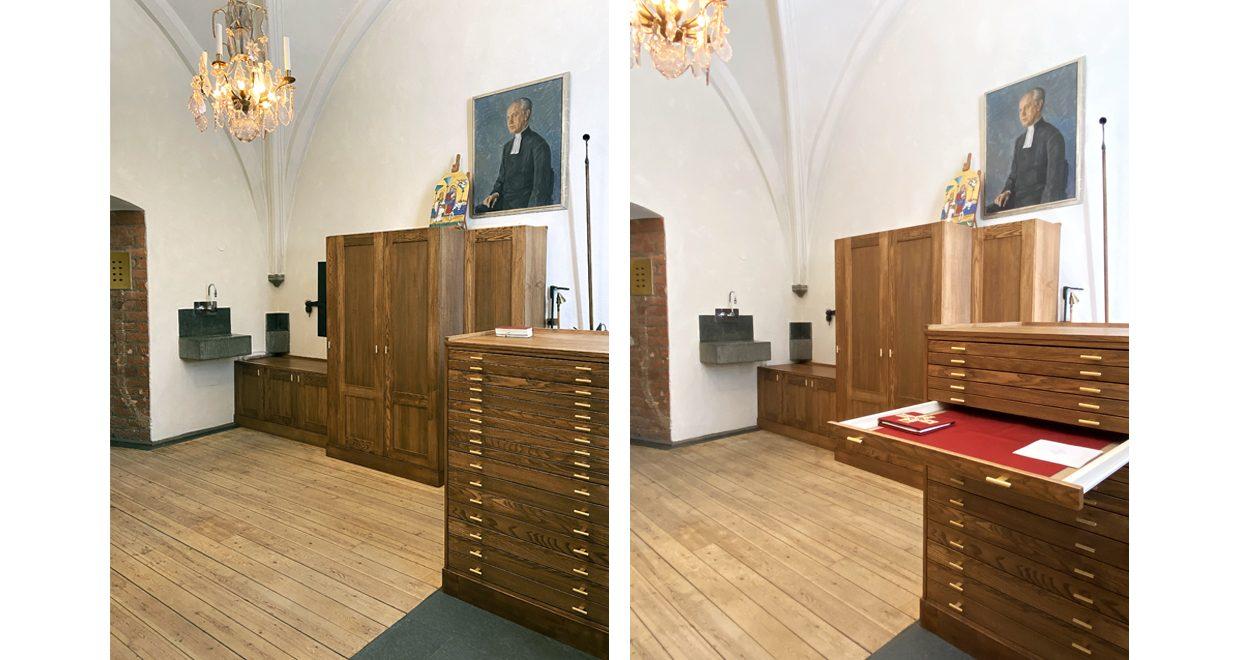 a-sidan arkitekt arkitektkontor kulturmiljö arkitektur Helga trefaldighets kyrka Svenska kyrkan